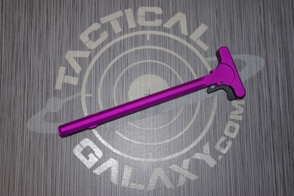 AR15 Blood Moon Purple Anodized Charging Handle