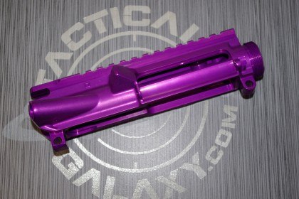 AR15 Blood Moon Purple Anodized upper for AR15