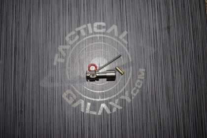 BLACK PUSH BUTTON SAFETY SELECTOR USA MADE FOR AR15