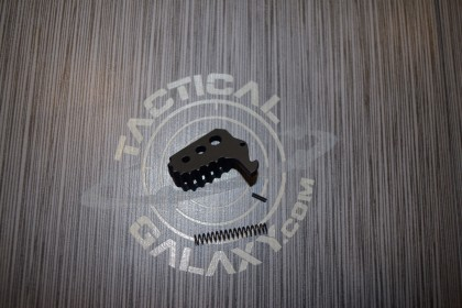 STEEL SKELETONIZED CHARGING HANDLE LATCH FOR AR15