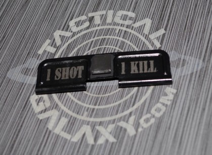 AR-15 ONE SHOT ONE KILL Ejection Port Dust Cover