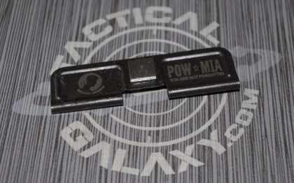 AR-15 P.O.W. M.I.A. Ejection Port Dust Cover POW MIA