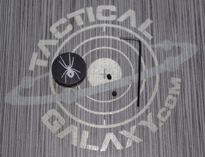 AR15 and AR10 BLACK WIDOW SPIDER Lethal Injection FORWARD ASSIST CAP
