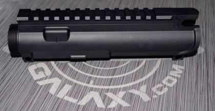 Stripped AR-15 / M16 UPPER RECEIVER