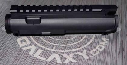 Stripped AR-15 / M16 UPPER RECEIVER
