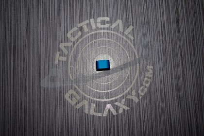 BLUE Anodized OEM Mag Button