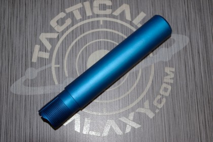 BLUE Anodized PISTOL SIZE  AR15 / M16 / M4  Buffer  Tube