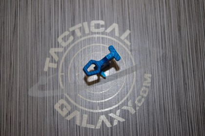 AR15 BLUE ANODIZED EXTENDED BOLT CATCH