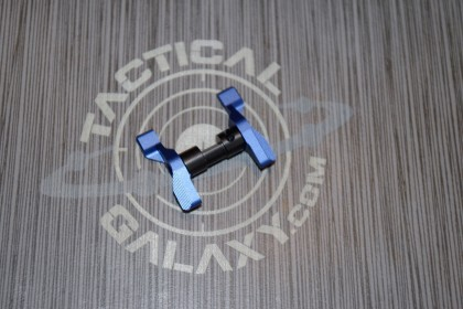 AR 15 BLUE SI Anodized AMBIDEXTROUS SAFETY