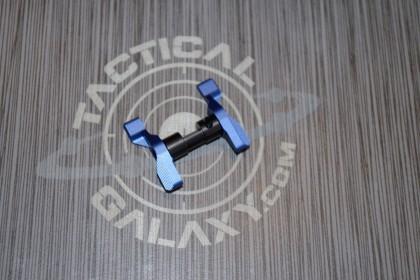 AR 15 BLUE SI Anodized AMBIDEXTROUS SAFETY