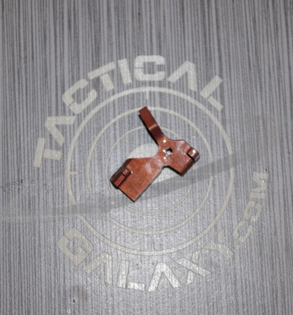 AR15 BROWN ANODIZED EXTENDED BOLT CATCH