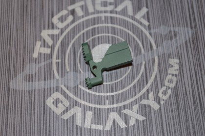 AR15 ENHANCED BOLT CATCH RELEASE LEVER- HIGHLAND GREEN CERAKOTE