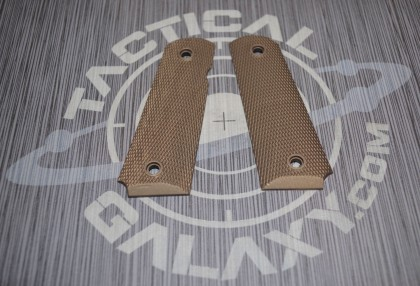 1911 BURNT BRONZE CERAKOTE GRIPS