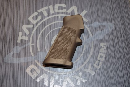 AR15 BURNT BRONZE CERAKOTE PISTOL GRIP
