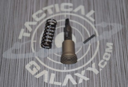 FORWARD ASSIST ASSEMBLY FOR AR15 / AR10 BURNT BRONZE CERAKOTE