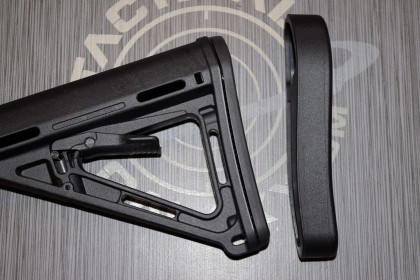 SLIP OVER RECOIL BUTTPAD FOR MAGPUL CTR / MOE STOCK