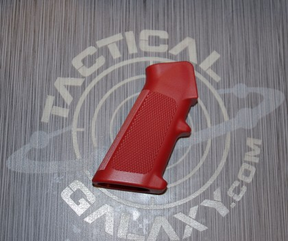 AR15 CRIMSON RED CERAKOTE PISTOL GRIP