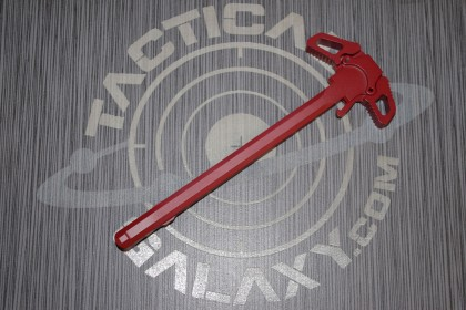 AR15 CRIMSON RED Ambidextrous Charging Handle
