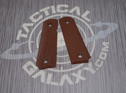 1911 Dark Brown Grips