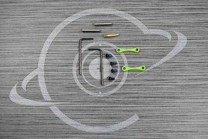 ZOMBIE GREEN CERAKOTE Anti Walk Hammer Trigger Pins