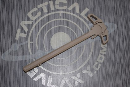 AR-15 FDE CERAKOTE Ambidextrous Charging Handle