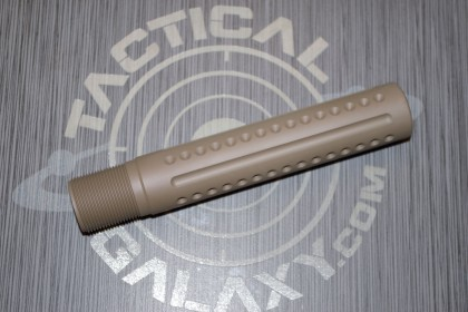 FDE DIMPLED PISTOL TUBE_7-1/4inch
