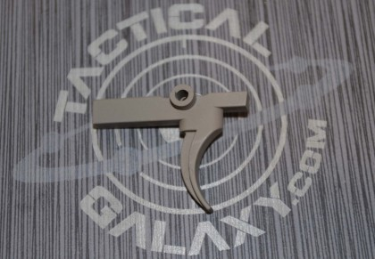 FDE CERAKOTE TRIGGER FOR AR15