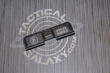 AR-15 Final Notice Ejection Port Dust Cover