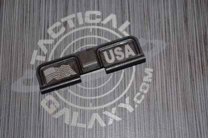 AR-15 U.S.A. WAVY FLAG USA Ejection Port Dust Cover