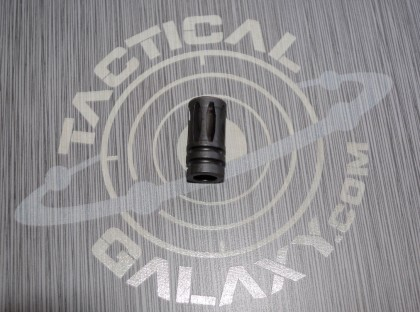 "Flash Hider A2 1/2""-28 Thread AR-15 Matte"