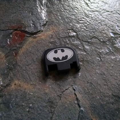 REAR SLIDE COVER PLATE FOR GLOCK - Batman