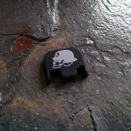 REAR SLIDE COVER PLATE FOR GLOCK - Metal Mulisha