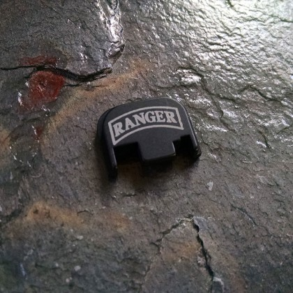 REAR SLIDE COVER PLATE FOR GLOCK - Ranger