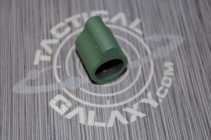 HIGHLAND GREEN CERAKOTE AR15 low pro gas block .750