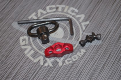 red gen 2 qd swivel mount mlok