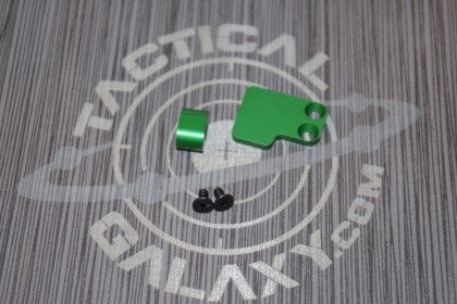 2 PC BUTTON-green