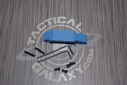 NRA BLUE CERAKOTE ENHANCED TRIGGER GUARD FOR AR 15 1