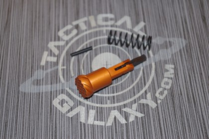 AR15 TIMBER CREEK ANODIZE ORANGE FOWARD ASSIST