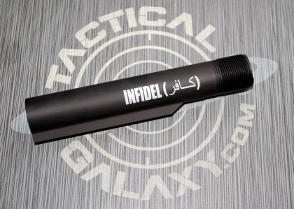 INFIDEL AR15 / M16 / M4 Buffer Extension Tube