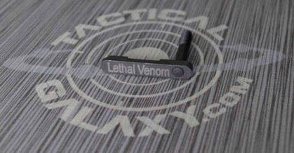 LETHAL VENOM AR-15/M4 LOWER MAGAZINE RELEASE CATCH ( LATCH )
