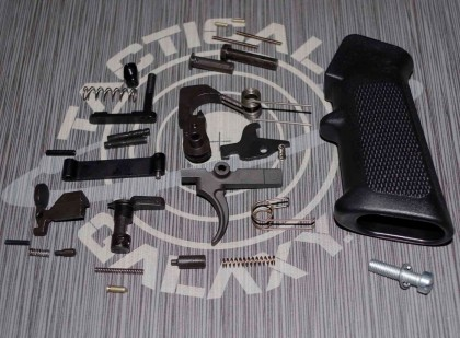 AR-15 LOWER PARTS KIT ( LPK )