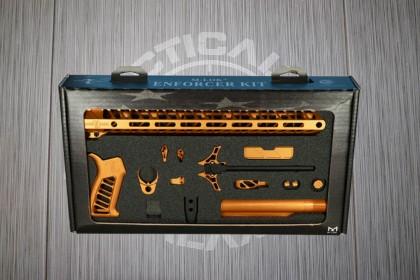 Orange Anodized Timber Creek Complete Enforcer Kit