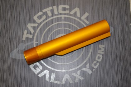 Orange Anodized mil-spec  AR15 / M16 / M4  Buffer Extension Tube