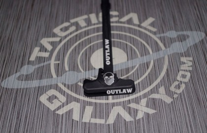 LR308 OUTLAW SKULL BANDIT charging handle AR10