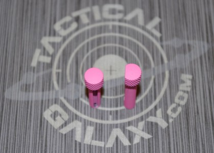 TAKEDOWN AND PIVOT PINS FOR AR15 PINK CERAKOTE