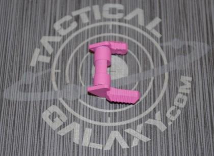 AR15 GEN 2 AMBI SAFETY SELECTOR LEVER PINK CERAKOTE