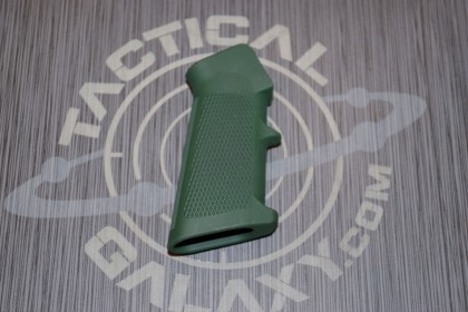 AR15 HIGHLAND GREEN CERAKOTE PISTOL GRIP