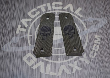1911 ODG CERAKOTE PUNISHER GRIPS