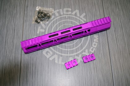 purple-anodized-12-inch-hanguard-ar15