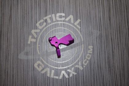 AR15 ENHANCED BOLT CATCH RELEASE LEVER PURPLE PASSION ANODIZED